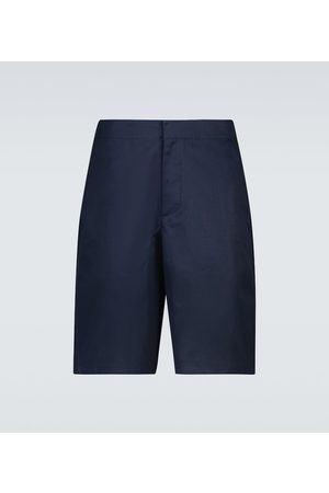 OAMC Shorts Vapor in gabardine