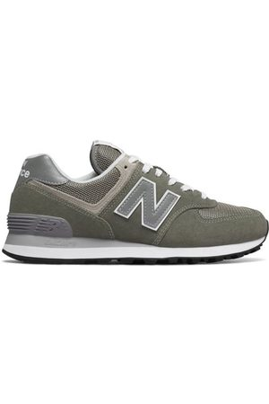New Balance WL574 Suede Mesh - sneakers - donna