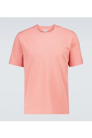 Bottega Veneta Uomo Maniche corte - T-shirt in cotone