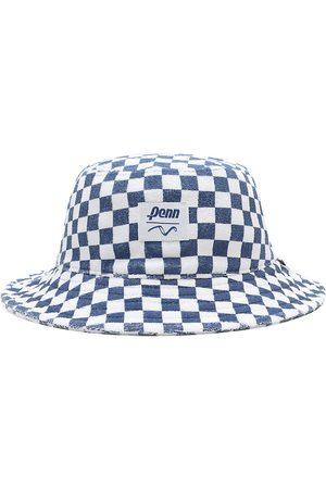 Vans Cappellino Da Pescatore X Penn ((penn) True Navy Checkerboard) Uomo