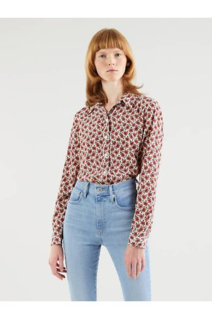 Levi's The Classic Shirt Neutral / Folksy Floral