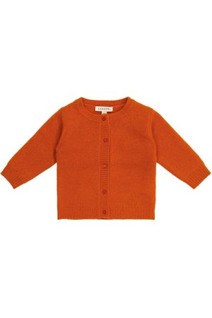 Caramel Baby - Cardigan Driftwood in cashmere