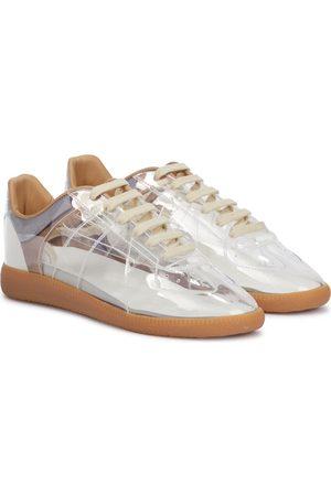 Maison Margiela Sneakers Replica in PVC e pelle