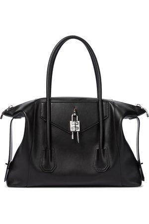 Givenchy Donna Borse a mano - Borsa Antigona Soft Lock in pelle