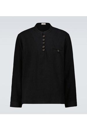 COMMAS Camicia Artist in lino e cotone