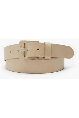 Levi's Femme Metal Belt Neutral / Tan