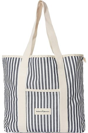business & pleasure co. The Beach Bag in - Navy. Size all.
