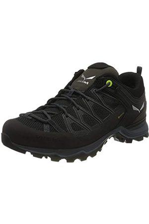 Salewa Ms Mountain Trainer Lite Gore-Tex, Scarpe da Arrampicata Alta Uomo, Nero , 42 EU