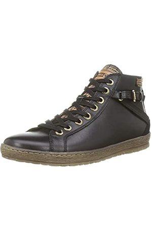 Pikolinos 901-7312_i18, Sneaker a Collo Alto Donna, Nero , 37 EU