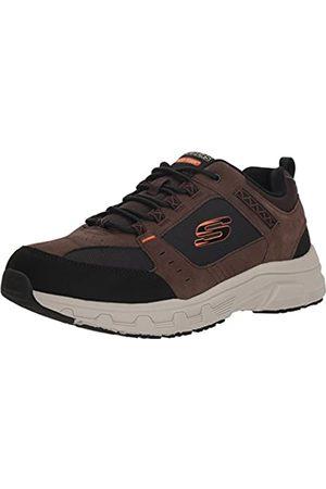 Skechers Men's OAK CANYON Sneakers, Brown , 9.5