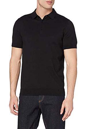 MERAKI Marchio Amazon - - Short-sleeve Knit Polo, Felpa Uomo, , M, Label: M