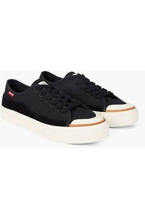 Levi's Square Low Shoes / Regular Black