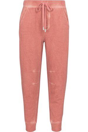VERONICA BEARD Pantaloni sportivi Preslee in cotone