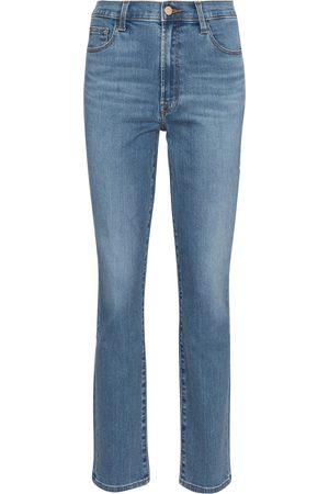 J Brand Jeans slim Teagan a vita alta