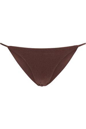 Jade Swim Esclusiva Mytheresa - Slip bikini Bare Minimum