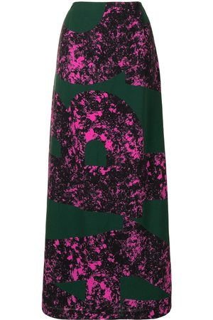 Colville Donna Gonne maxi - Gonna lunga con stampa