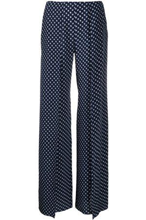Ralph Lauren Pantaloni a palazzo Saunders