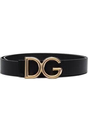 Dolce & Gabbana Cintura DG con applicazione