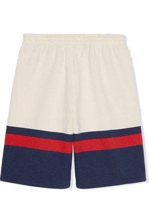 Gucci Bambino Pantaloncini - Shorts con righe