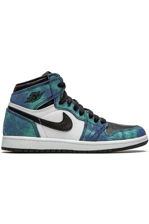 """Jordan Kids Bambino Sneakers - """"Sneakers Air Jordan 1 """"""""Tie-Dye"""""""" High"""""""