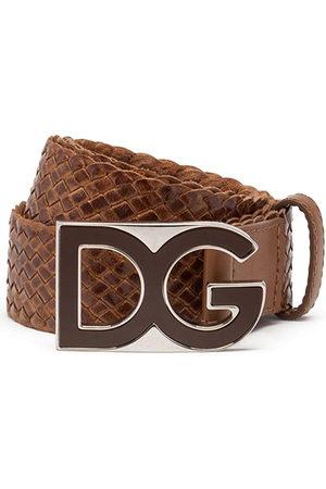 Dolce & Gabbana Uomo Cinture - Cintura con logo