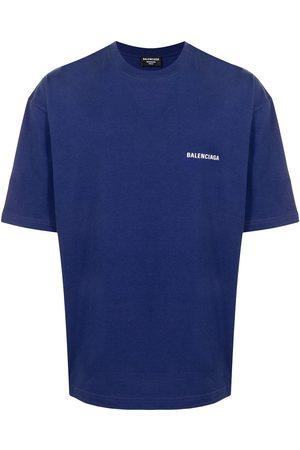 Balenciaga T-shirt con stampa