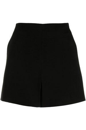 VALENTINO Shorts a vita alta