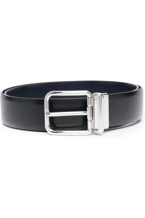 Prada Uomo Cinture - Cintura con fibbia quadrata