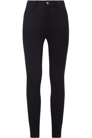 Dolce & Gabbana Donna Slim & Skinny - Pantaloni skinny a vita alta