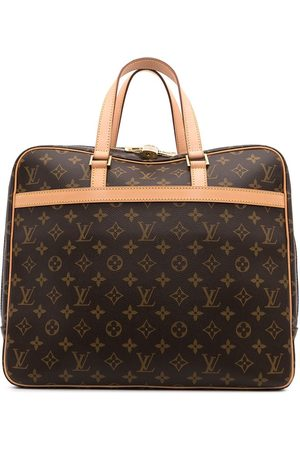LOUIS VUITTON Portadocumenti in pelle e pvc Pegase Pre-owned 2007