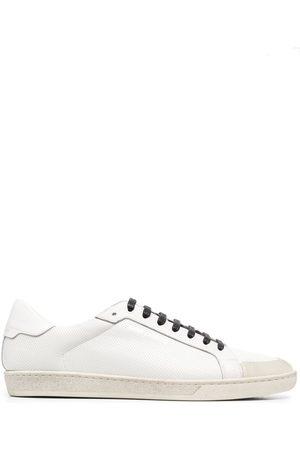 Saint Laurent Uomo Sneakers - Sneakers con logo - Toni neutri
