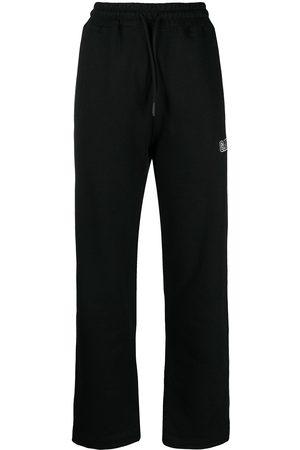 Ganni Pantaloni sportivi con ricamo