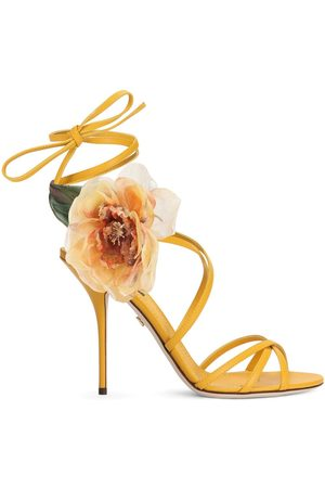 Dolce & Gabbana Sandali a fiori