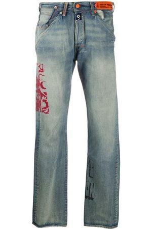 Heron Preston Jeans 501 Concrete Jungle
