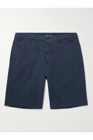 Loro Piana Stretch-Cotton Bermuda Shorts