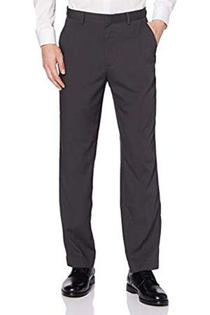 FIND Marchio Amazon - Stretch Regular Fit, Pantaloni Completo Uomo, , 28W / 30L, Label: 28W / 30L