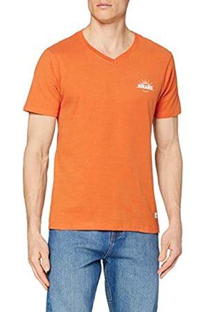 HIKARO T-Shirt con Scollo a V Uomo, , 52