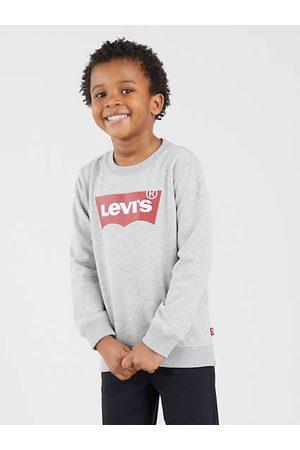 Levi's Bambino Felpe - Kids Batwing Crew Neck Sweatshirt / Grey Heather