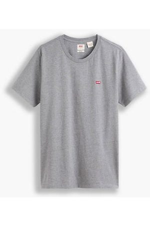 Levi's Uomo T-shirt - Original Housemark Tee / Grey Heather