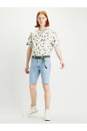 Levi's Uomo Pantaloncini - Slim Fit Shorts Light Indigo / Sun