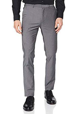 FIND Marchio Amazon - Pantaloni Uomo, Grigio , 34W / 31L, Label: 34W / 31L
