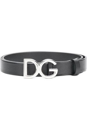 Dolce & Gabbana Cintura con logo 'DG Millennials'