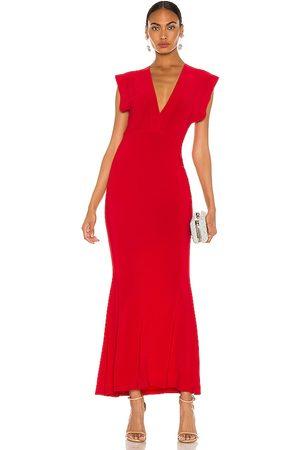 Norma Kamali Donna Vestiti - X REVOLVE V Neck Rectangle Gown in - . Size L (also in XS, S, M).