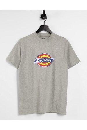 Dickies Horseshoe - T-shirt con logo grigia