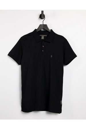 French Connection Polo nera
