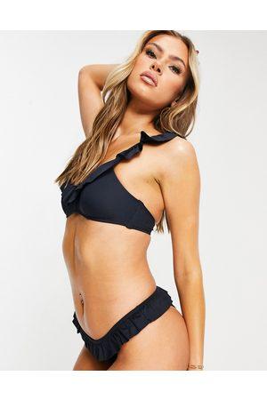 Dorina Kota - Slip bikini a coste navy