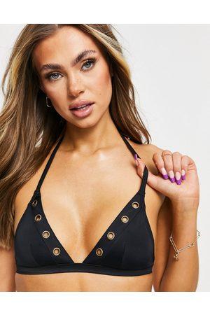 Dorina Nakura - Top bikini a triangolo