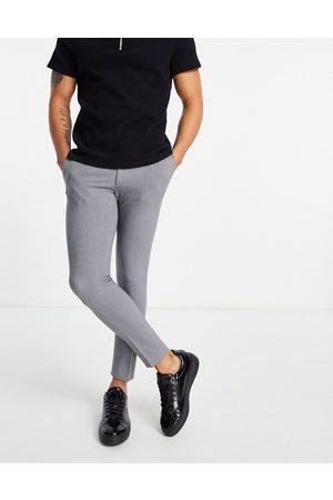 ASOS Pantaloni eleganti super skinny corti in