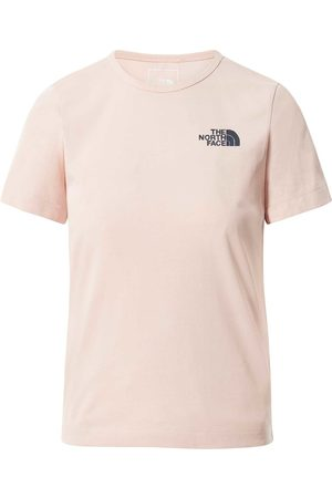 The North Face Donna T-shirt - W S/S HIM BOTTLE TEE