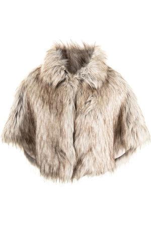 Unreal Fur Mantella di pelliccia Nord
